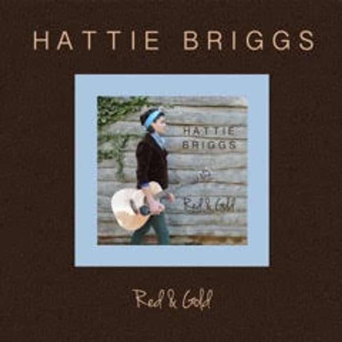 Red & Gold - Album (Vinyl) - Hattie Briggs