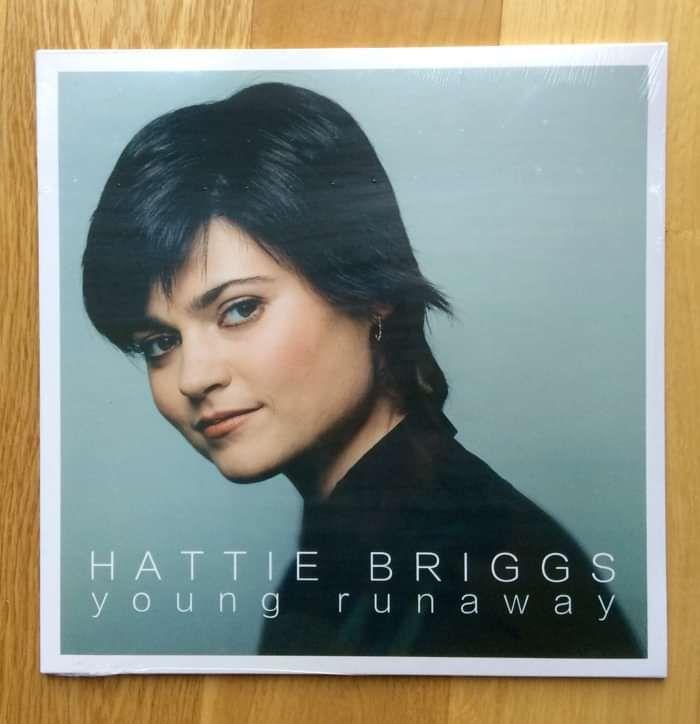 Young Runaway - Album (Vinyl) - Hattie Briggs
