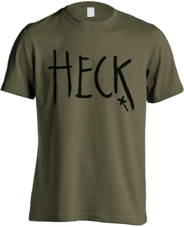 HECK Tee - Green - HECK