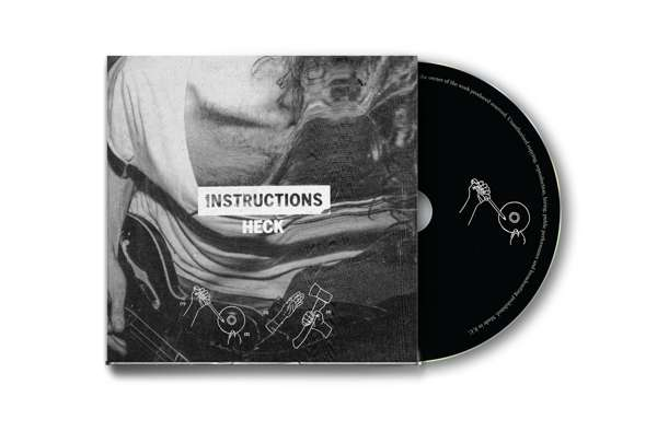 Instructions - CD Digipack - HECK