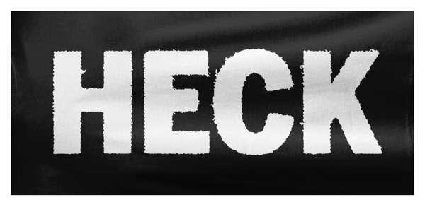 LOGO PATCH - HECK