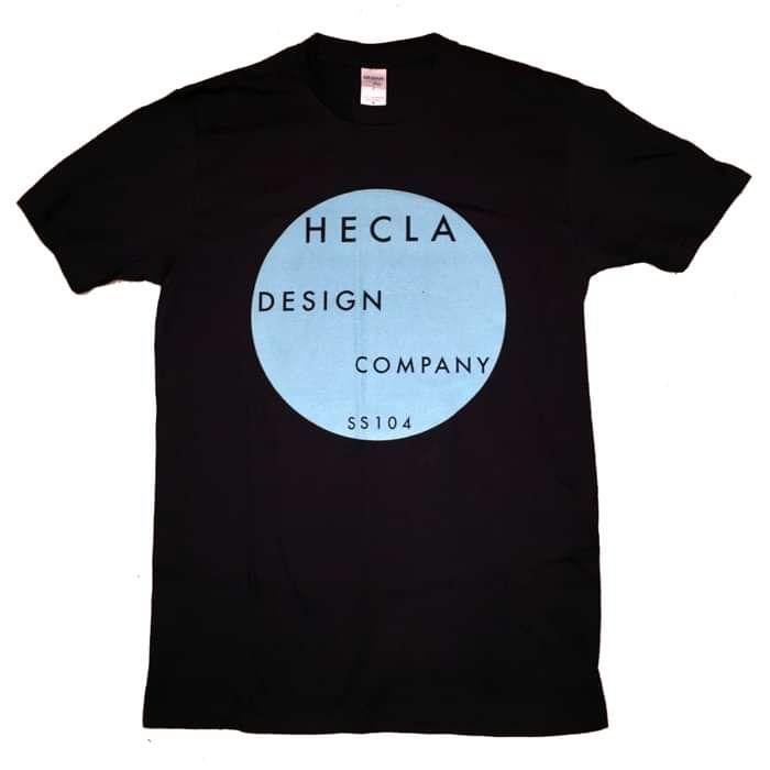 Sphere T - BLACK - Hecla Clothing