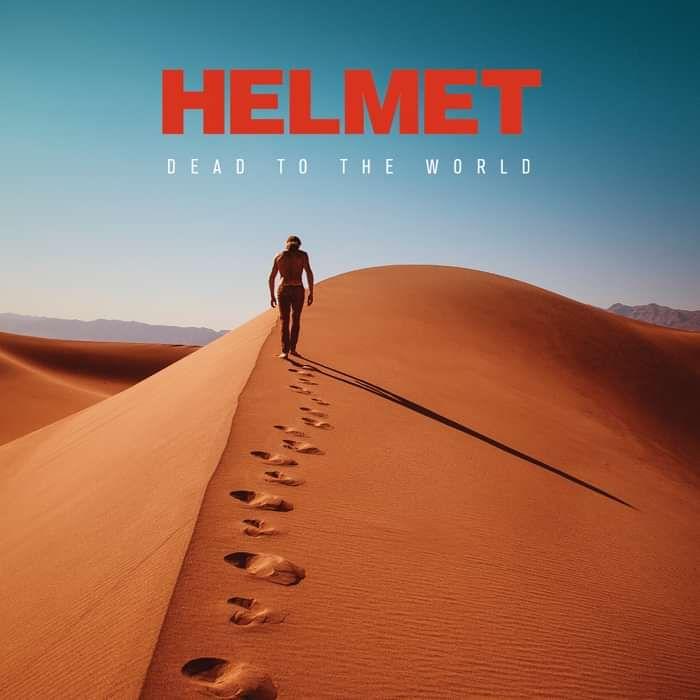 Dead To The World LP [Clear Vinyl] - Helmet