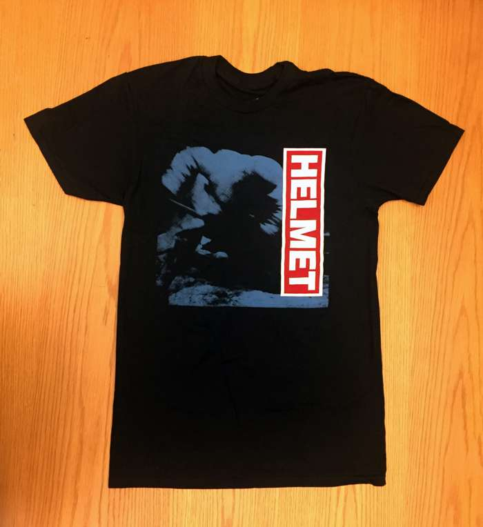 Meantime Tee - Helmet