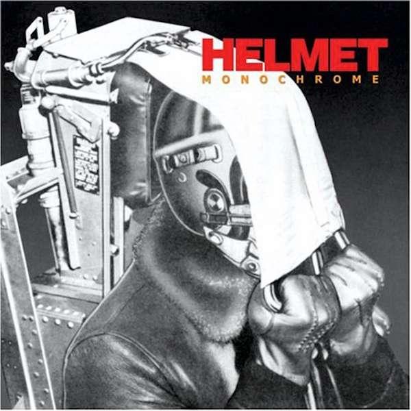 Monochrome CD - Helmet