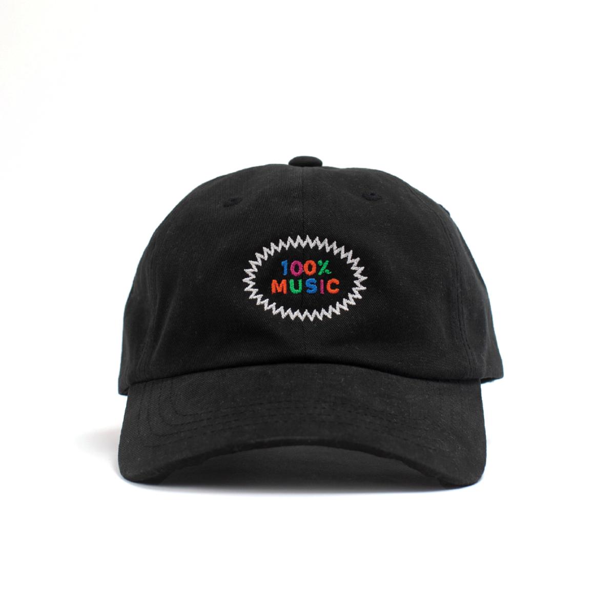 100% Music Hat - Hembree
