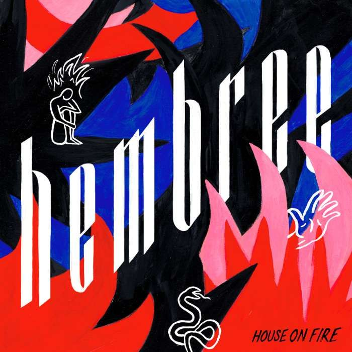 House On Fire CD - Hembree