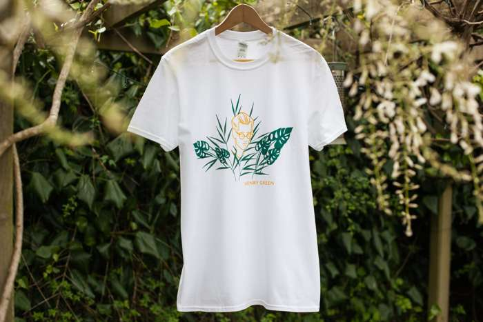 Shift T-shirt - Henry Green