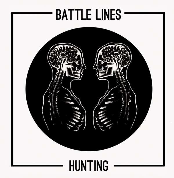 """Battle Lines / Post War Glamour Girls (Split 7"""" Single) - Hide & Seek Records"""
