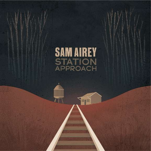 "Sam Airey - Station Approach (7"" Single) - Hide & Seek Records"