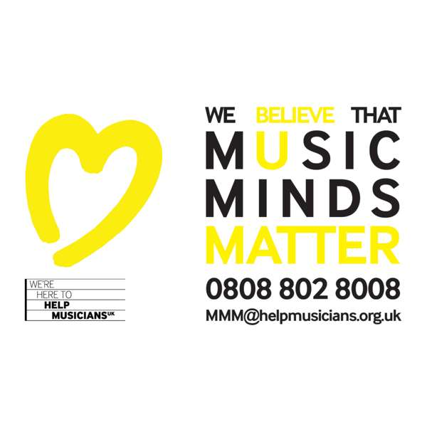 Donate to Music Minds Matter with your album purchase - Help Musicians UK