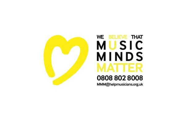 Donate to Music Minds Matter with your album purchase - Help Musicians