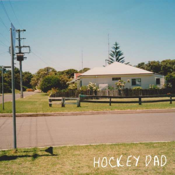 Dreamin' Clear Vinyl - Hockey Dad