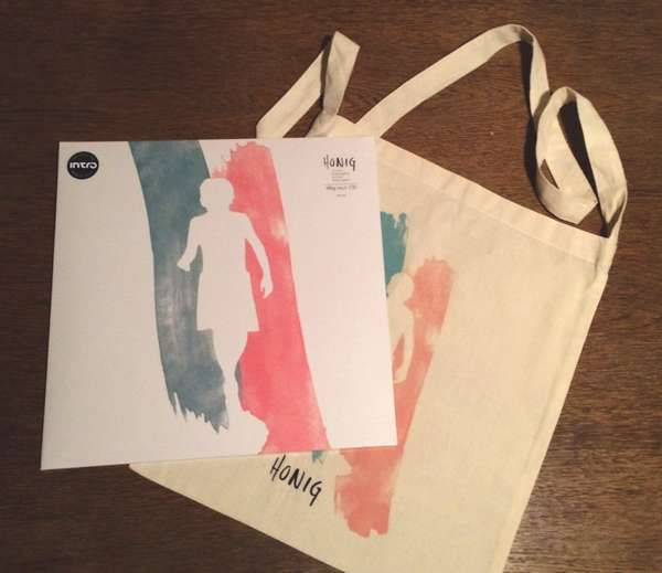 Father's Ghost Bundle - Vinyl 180gr incl. CD + Tote Bag - HONIG