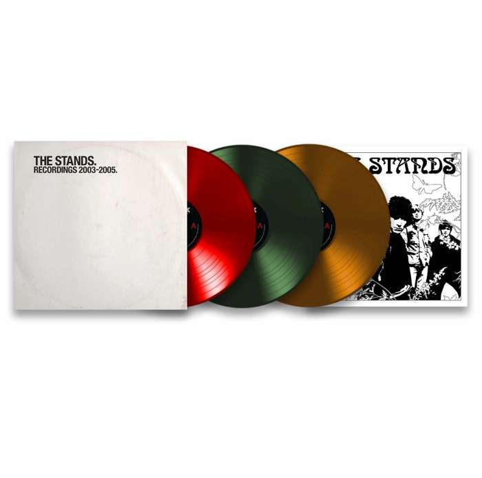The Stands Recordings 2003-2005 Triple 180g Coloured Vinyl - Howie Payne