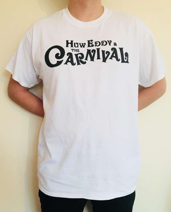 Carnival T- shirt - Huw Eddy & The Carnival