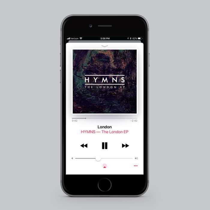 London (MP3 download) - HYMNS