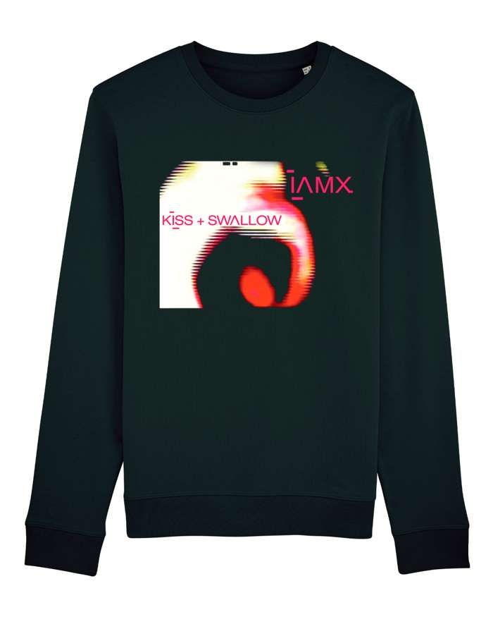K+S Cover Sweatshirt - IAMX