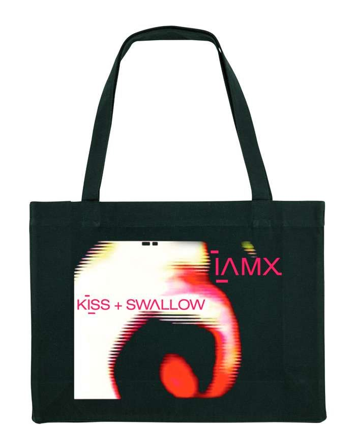 K+S Cover Tote bag - IAMX
