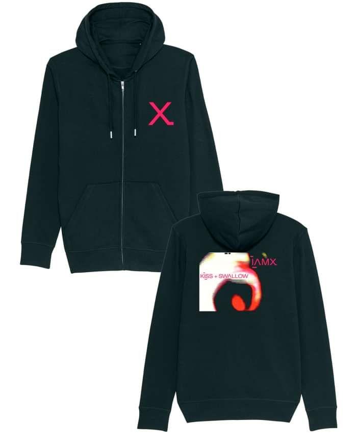 K+S Cover Zip Hoodie - IAMX