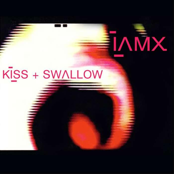 Kiss + Swallow album (WAV) - IAMX
