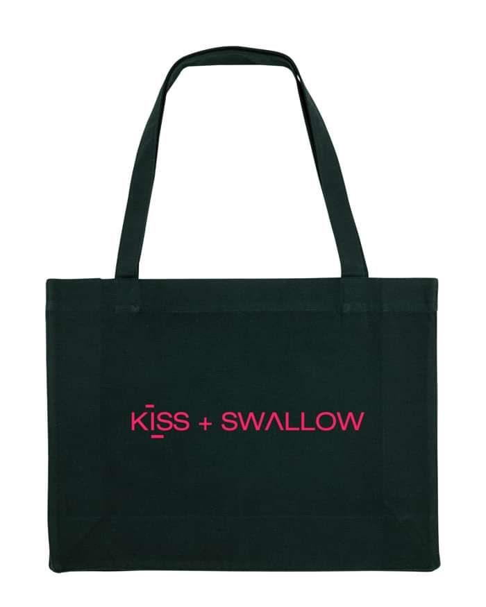 Kiss + Swallow Tote bag - IAMX