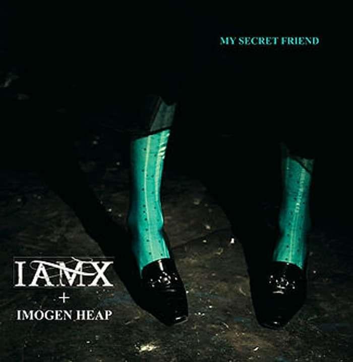 My Secret Friend single (CD) - IAMX