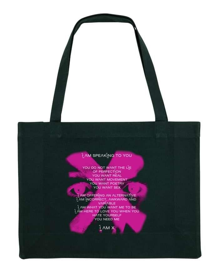 Punk Manifesto Tote bag - IAMX