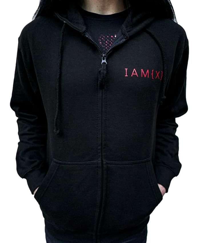 Stalker Zip Hoodie - IAMX