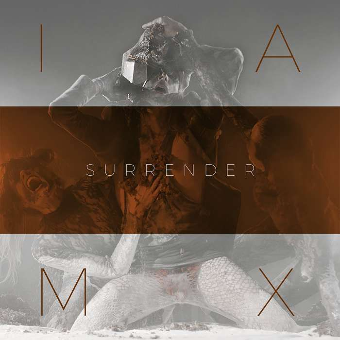 Surrender/Kiss And Swallow (Acoustic) single (mp3) - IAMX