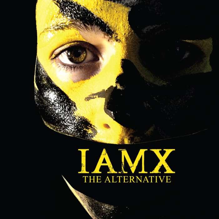 The Alternative album (CD + mp3) - IAMX