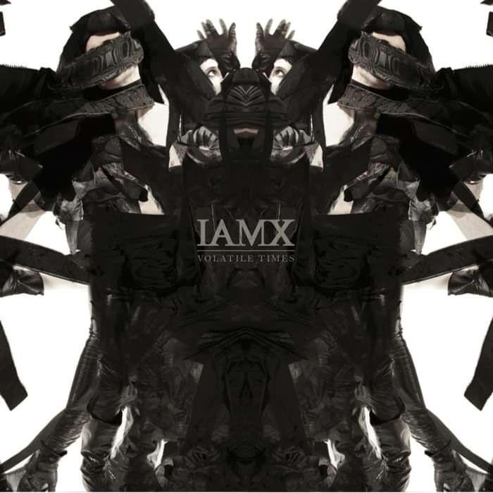 Volatile Times album (CD + mp3) - IAMX