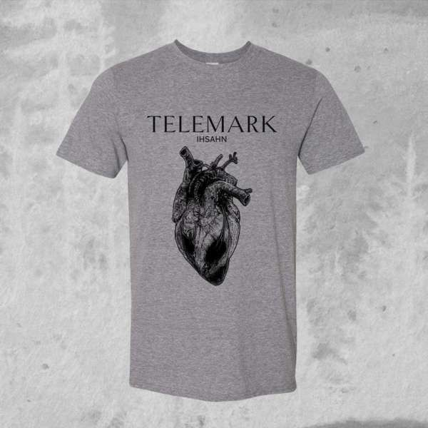 Ihsahn - 'Dark Heart' T-Shirt - Ihsahn