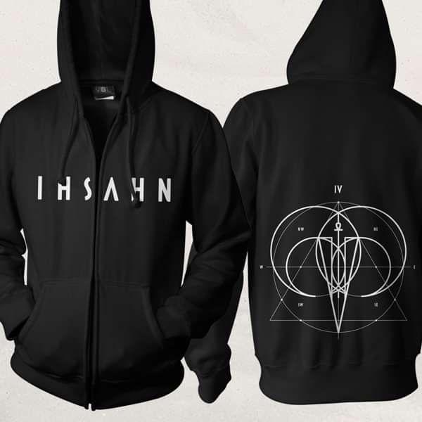 Ihsahn - Symbol Hoody - Ihsahn