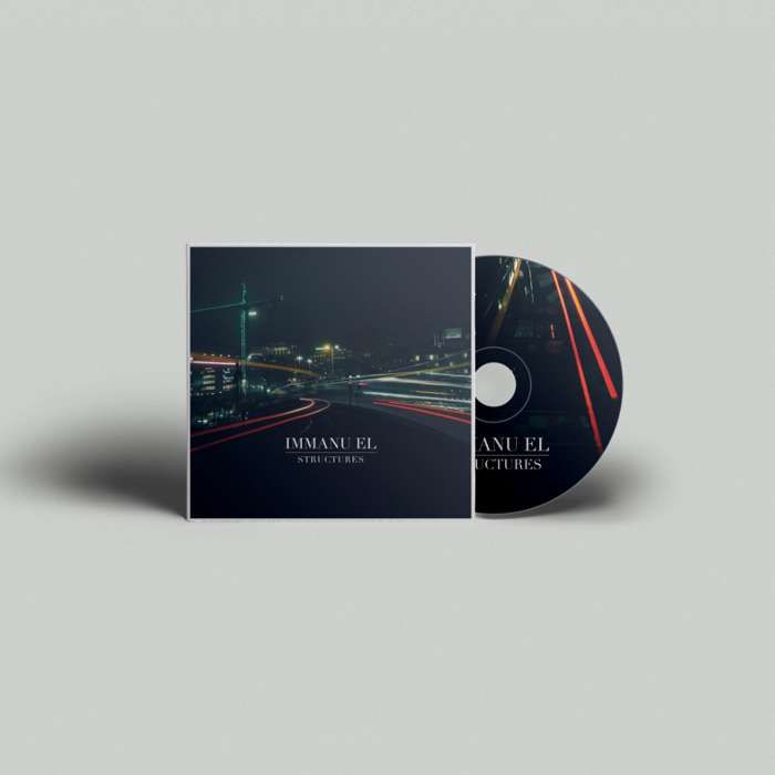 Structures - CD (Digipack) - Immanu El