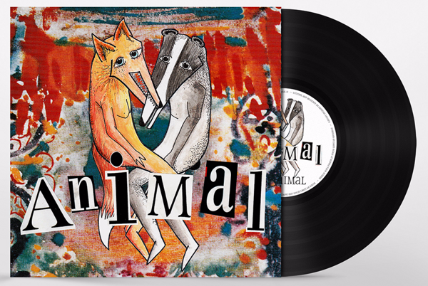 Animal 7inch Vinyl Single - Imperial Leisure