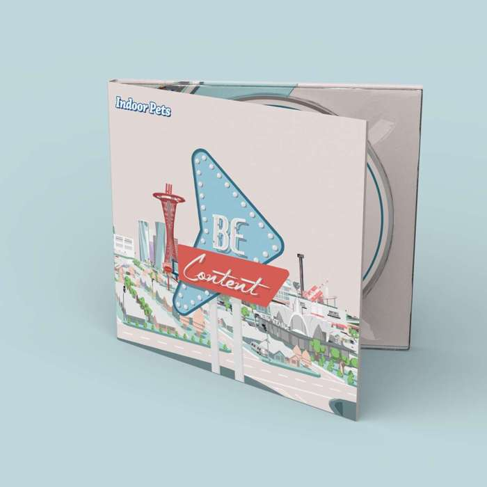 Be Content - CD - Indoor Pets