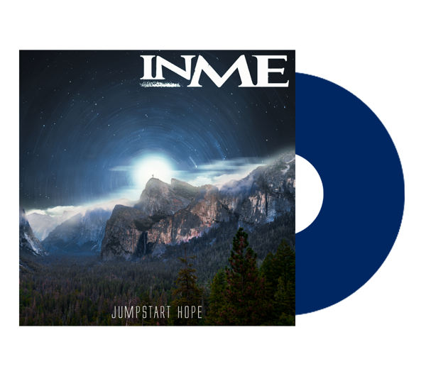Jumpstart Hope - Limited Edition Blue Vinyl - InMe