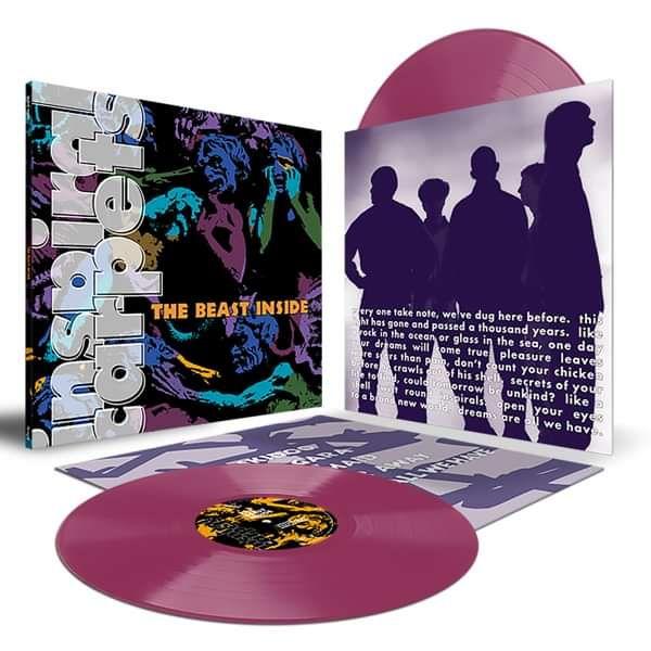 Inspiral Carpets - Beast Inside (Limited Edition 2x Purple Vinyl) - Inspiral Carpets