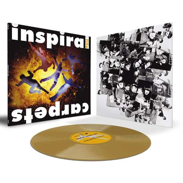 Inspiral Carpets - Life (Limited Edition Gold LP) - Inspiral Carpets