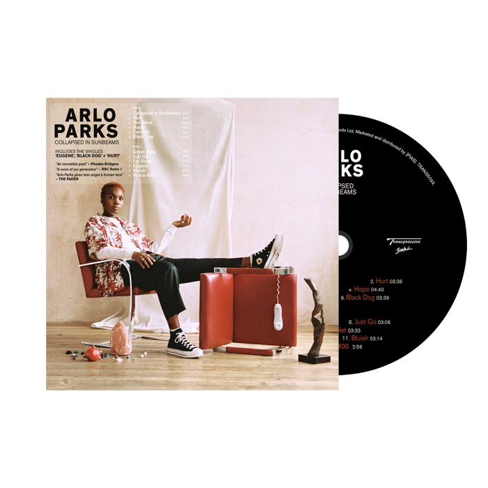 Collapsed In Sunbeams - CD - Arlo Parks