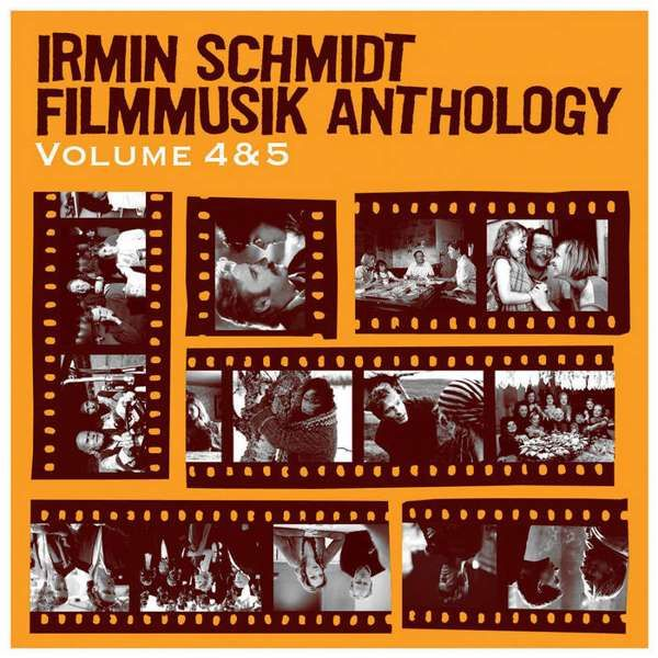 Irmin Schmidt - Filmmusik 4 & 5 2xCD - Irmin Schmidt