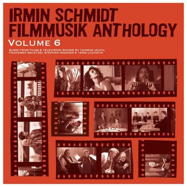Irmin Schmidt - Filmmusik 6 CD - Irmin Schmidt