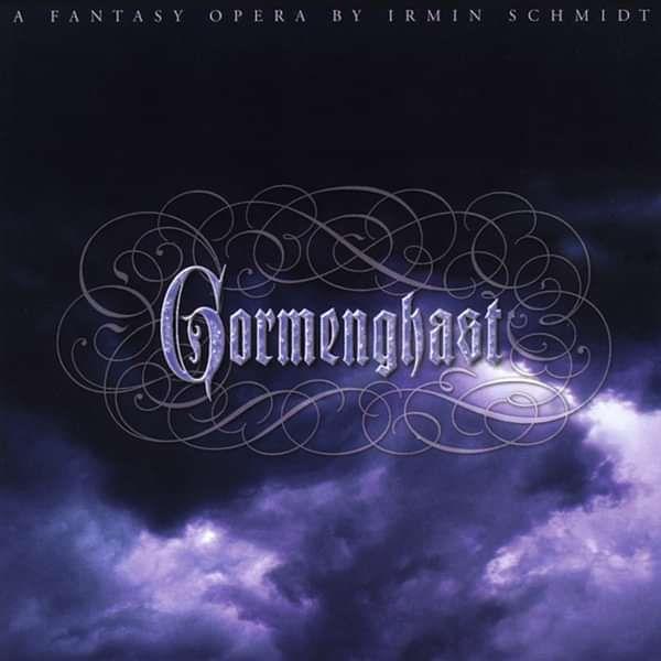 Irmin Schmidt - Gormenghast CD - Irmin Schmidt