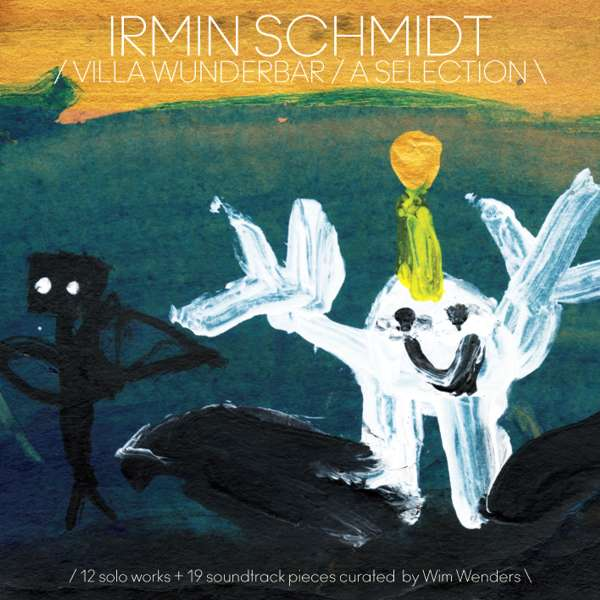 Irmin Schmidt - Villa Wunderbar 4x Clear LP - Irmin Schmidt