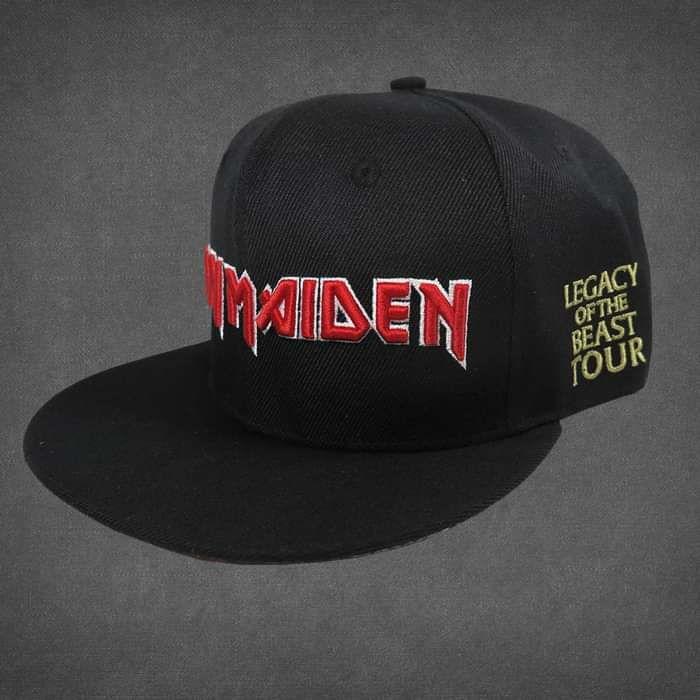 Legacy of the Beast Tour Cap - Iron Maiden [Global UK]