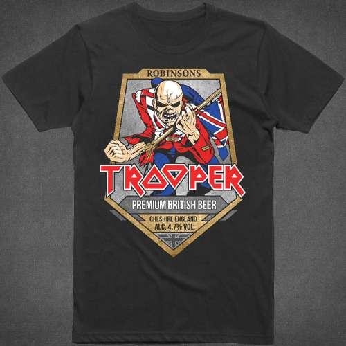 5c0eef592 Trooper Beer - Iron Maiden