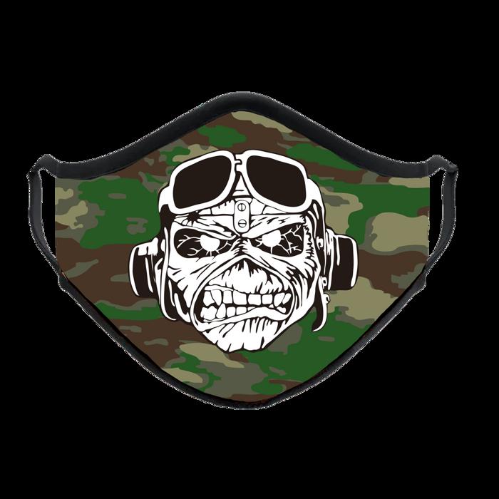 Aces High Camo Mask - Iron Maiden [Global USA]