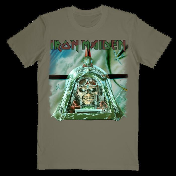 Aces High Tour Tee - Iron Maiden [Global USA]