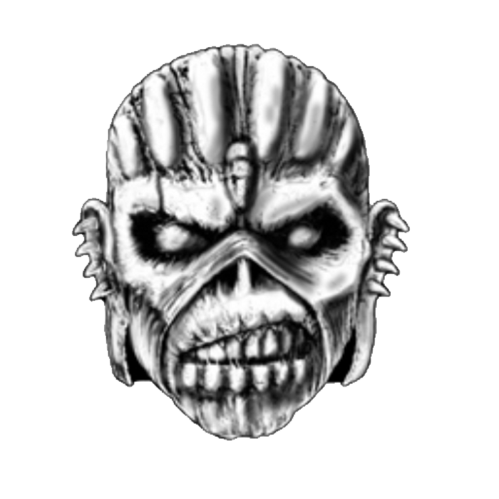 Book Of Souls 2016 Pin - Iron Maiden [Global USA]